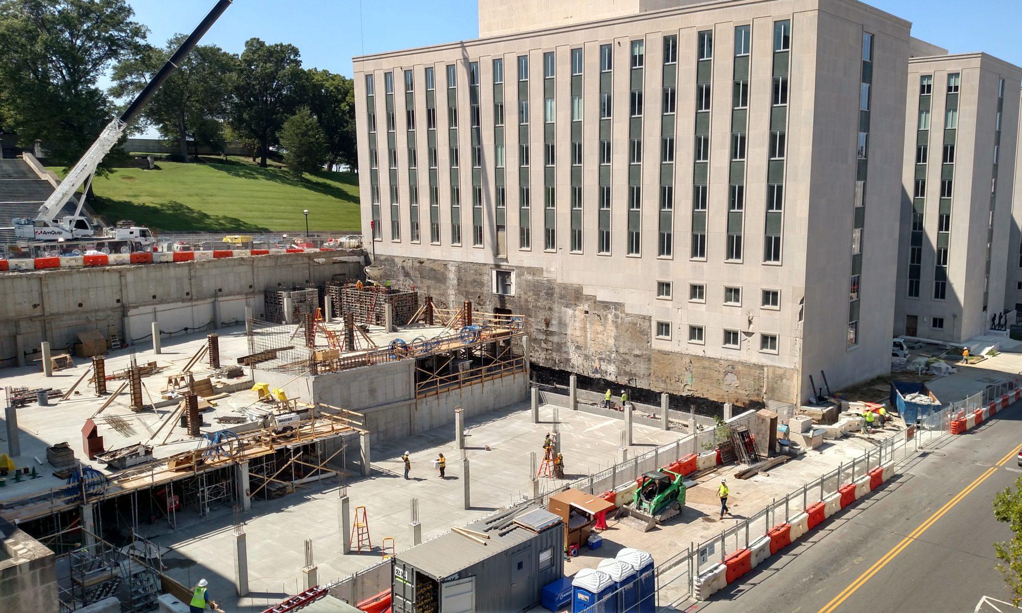 Eagle Concrete Construction LLC, of Ohio